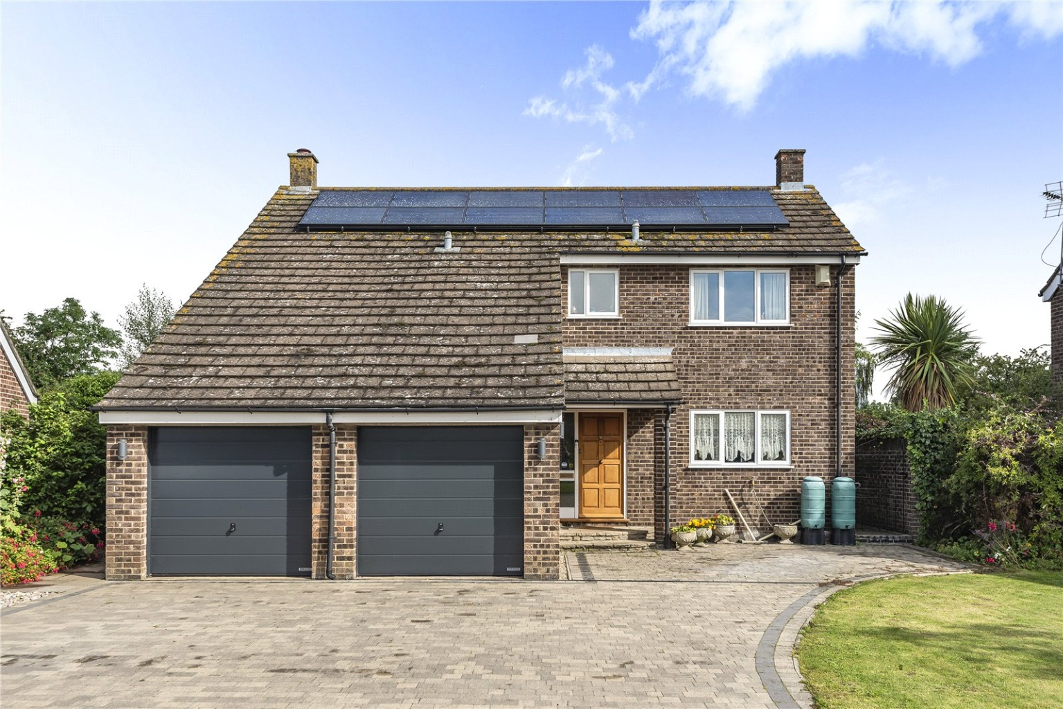 Coming to the market for the first time since being built in the 1970's, Signature Homes is delighted to offer a fantastic opportunity for the right buyer to acquire this spacious four-bedroom detached home in the pretty Cambridgeshire village of Over.