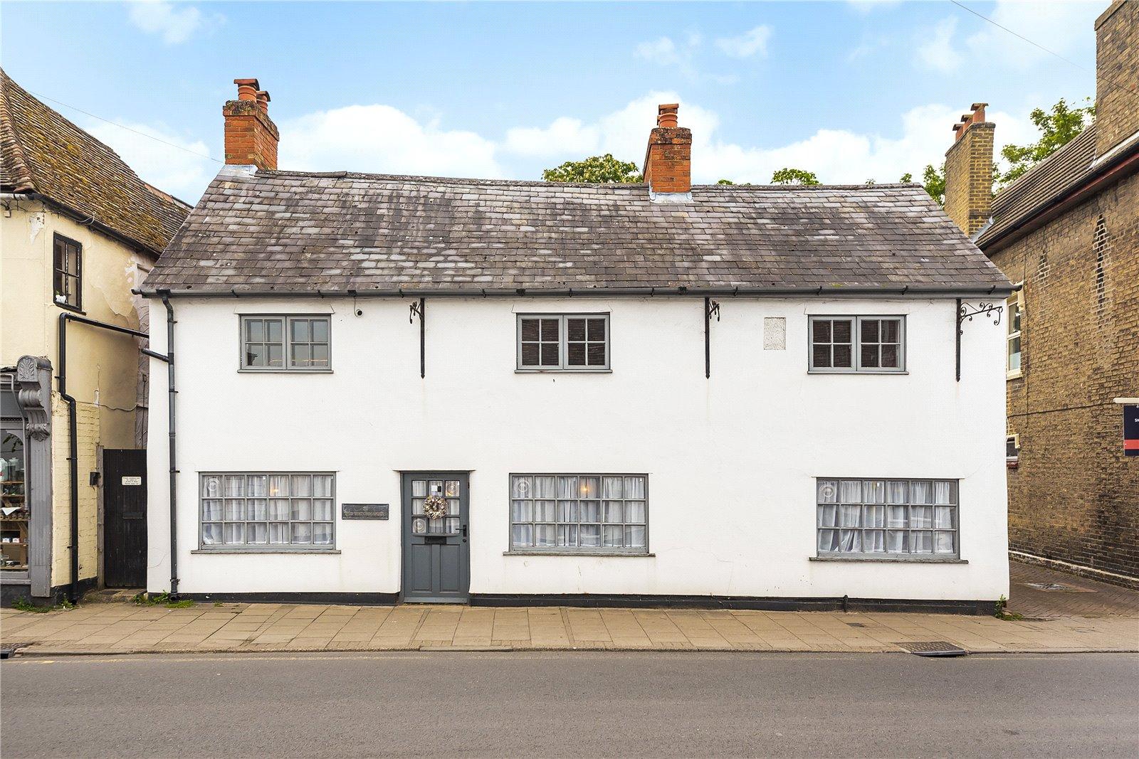 4 bed house for sale in St. Marys Street, Eynesbury, PE19