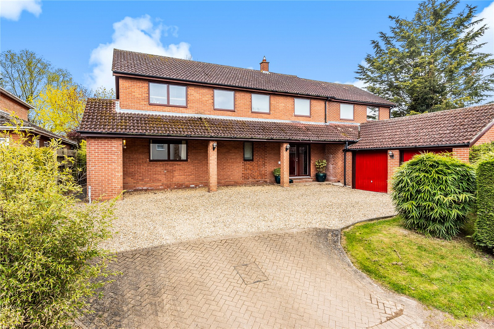 6 bed house for sale in High Street, Graveley - Property Image 1