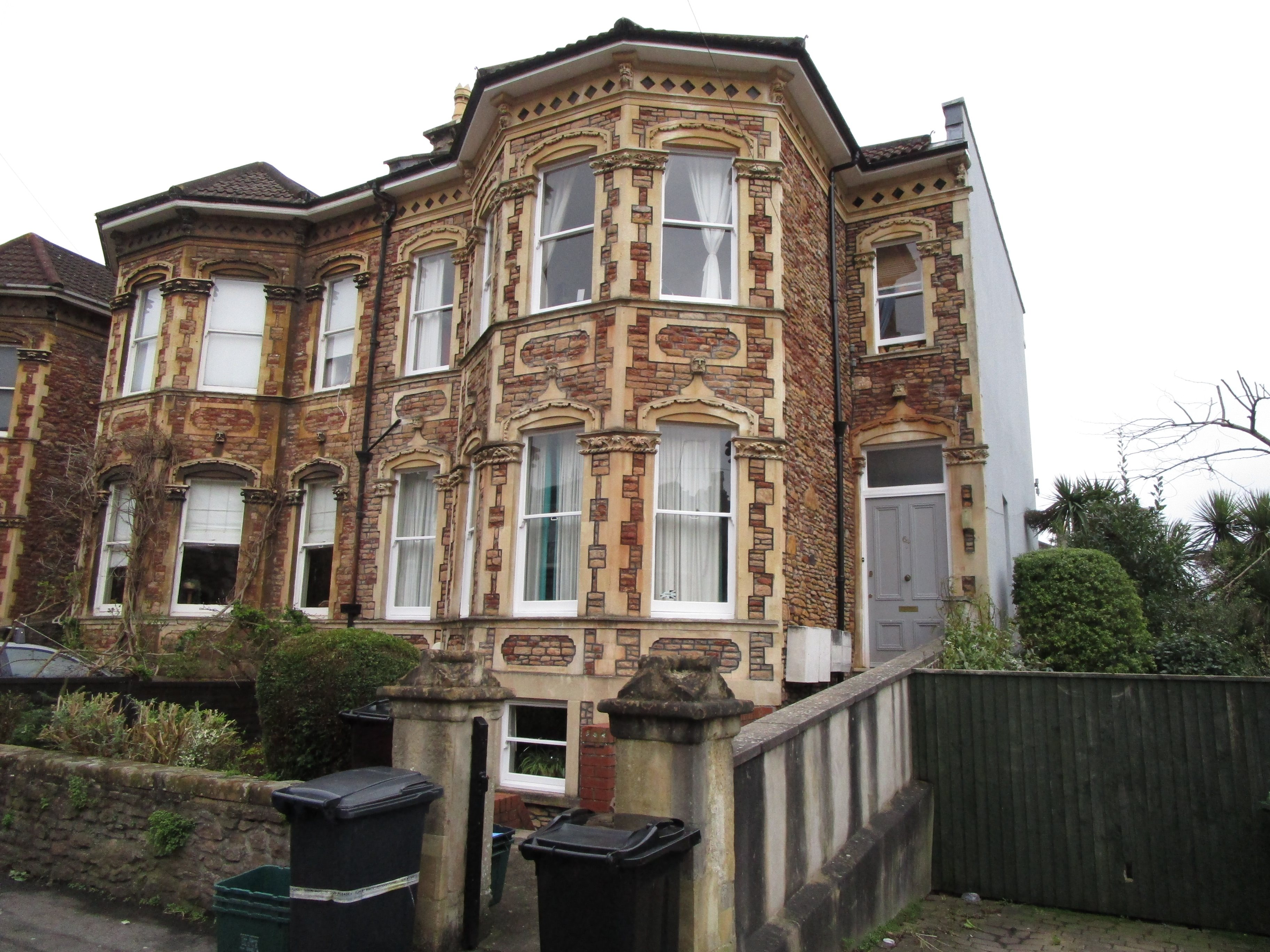 1 bed flat to rent in Redland, BS6