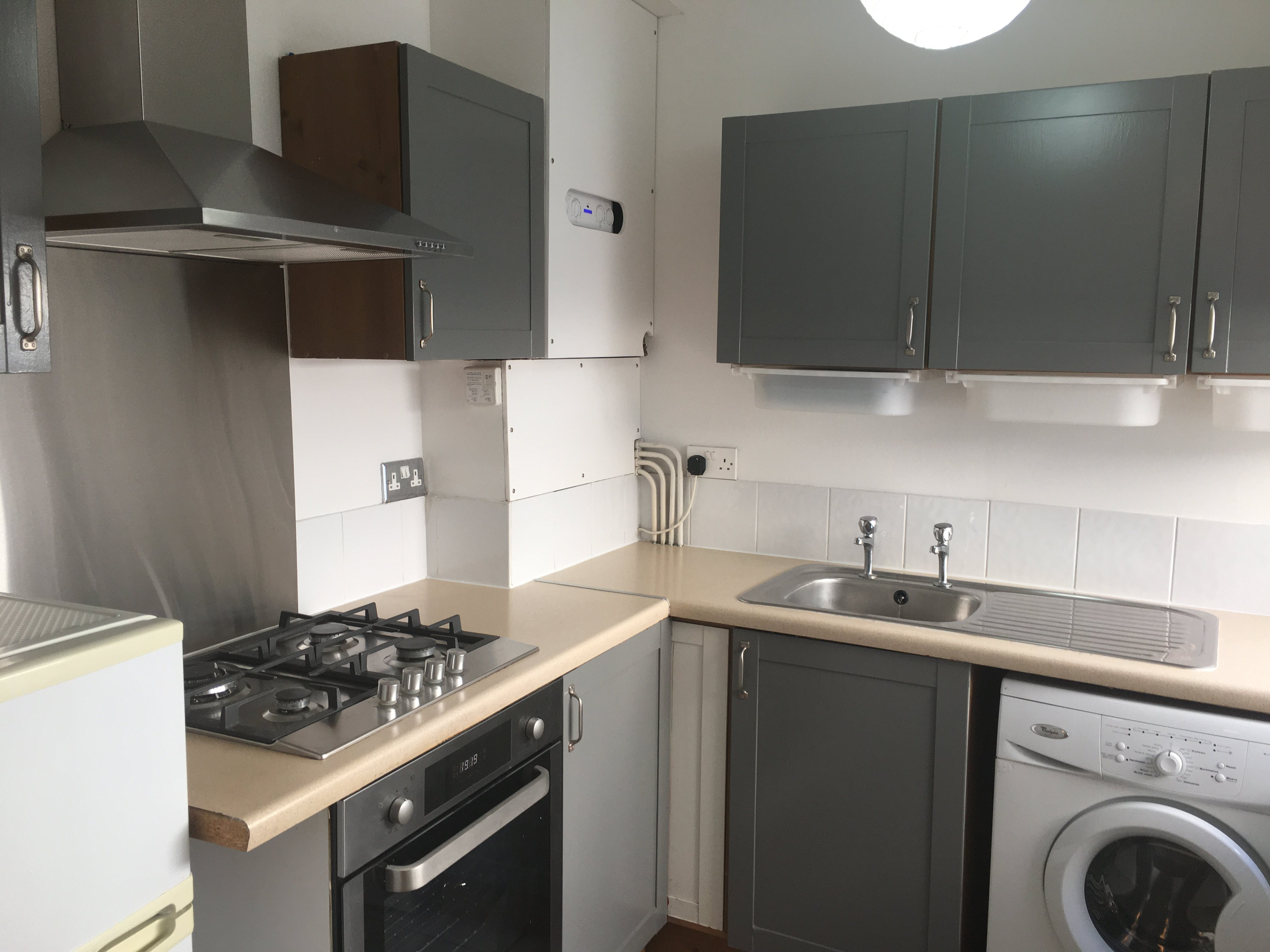 2 bed flat to rent in North Street, Bedminster, BS3