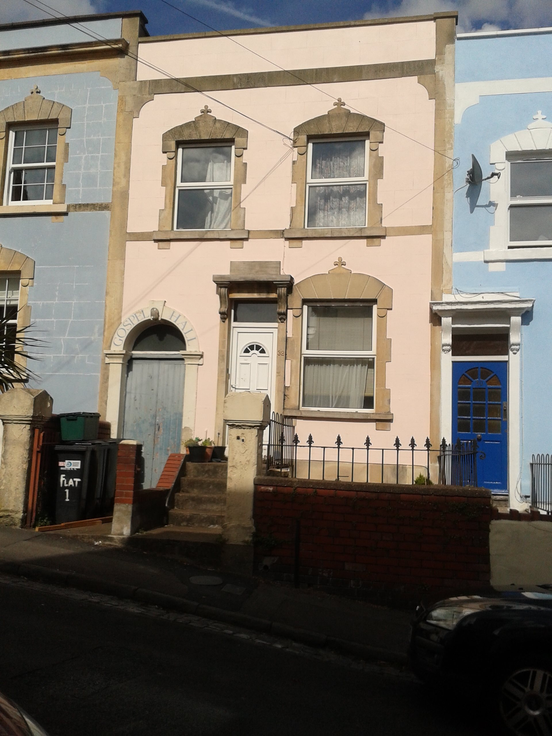 2 bed house to rent in Totterdown, BS3