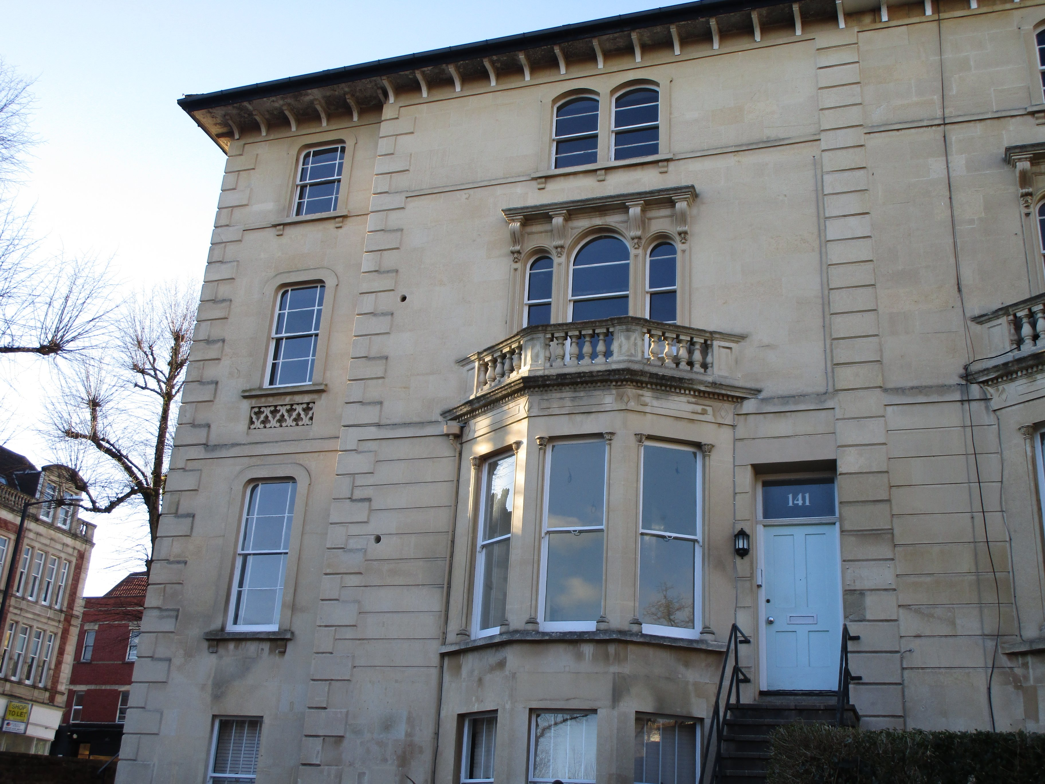 4 bed flat to rent in Whiteladies Road, Redland 0
