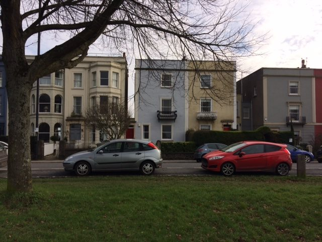1 bed flat to rent in Clifton, BS8