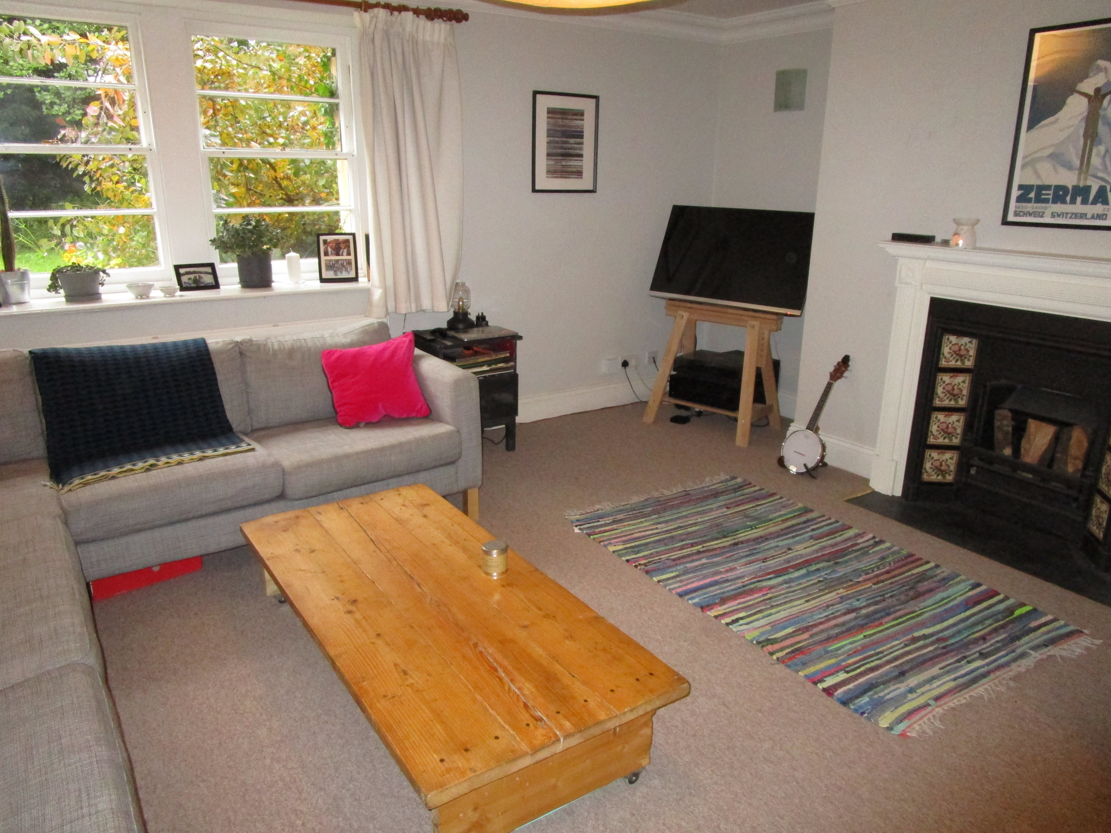 1 bed flat to rent in Westfield Park, Redland, BS6