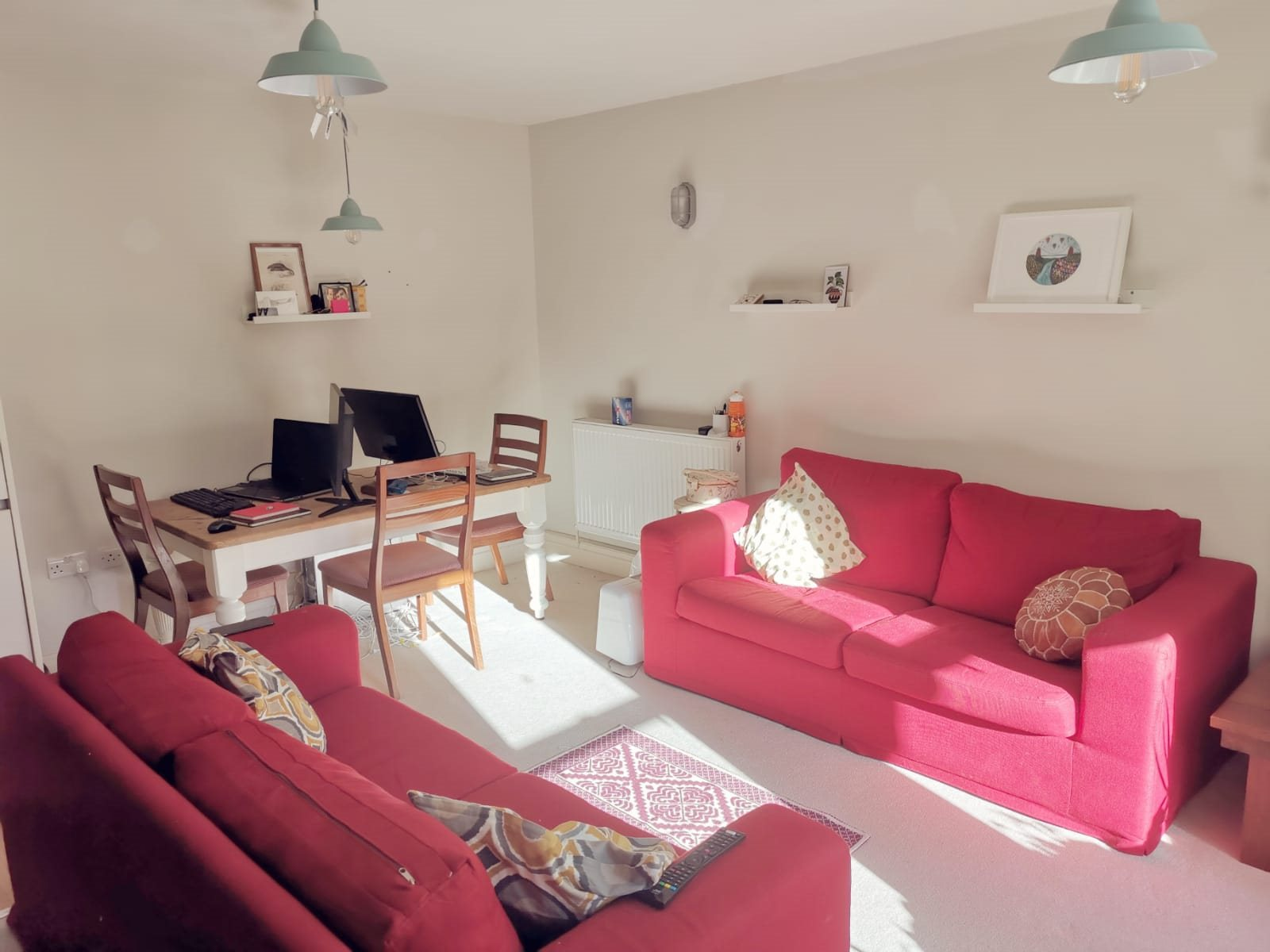 1 bed flat to rent in North Road, Leigh Woods - Property Image 1
