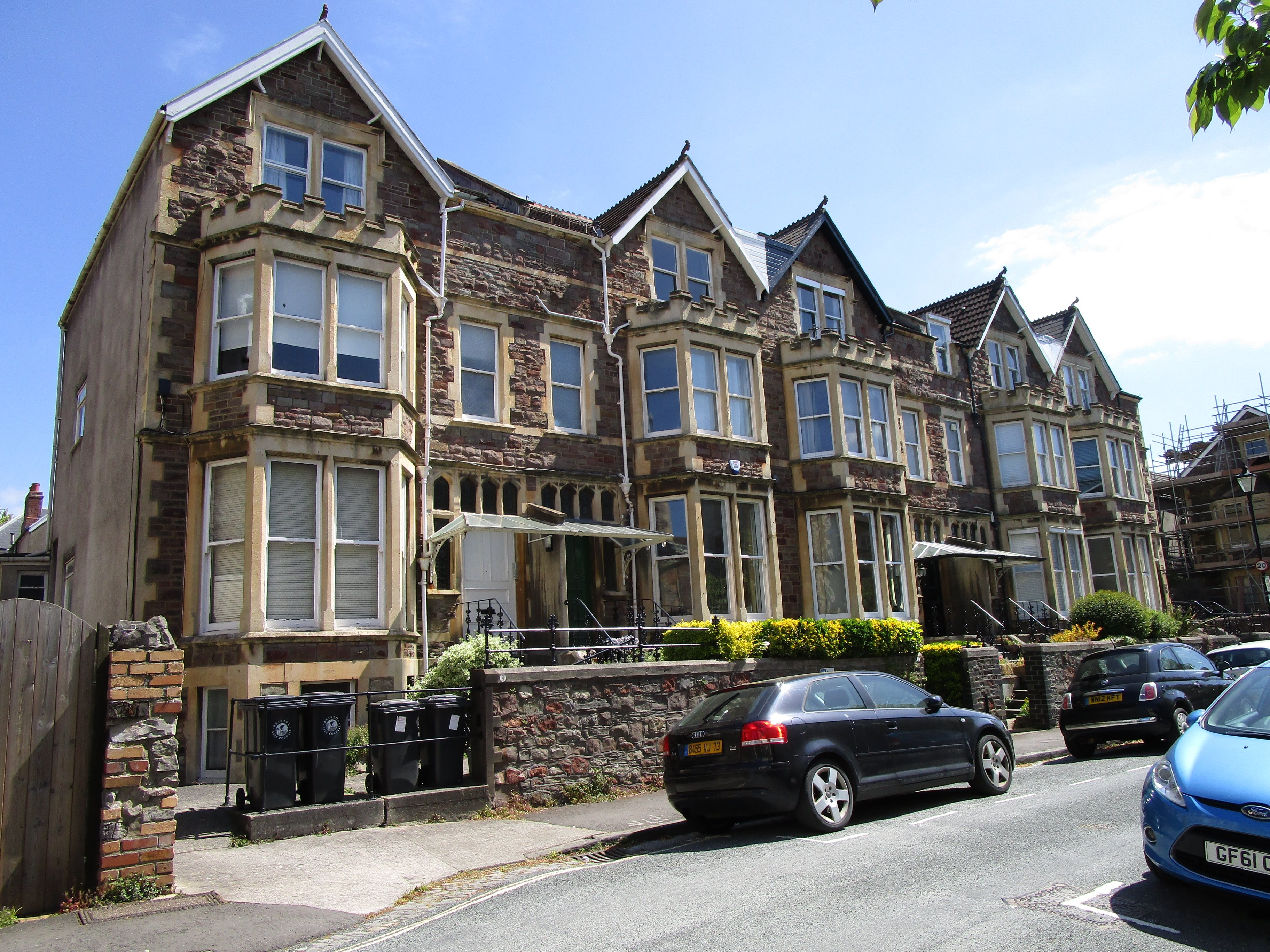 Flat to rent in Clifton, BS8