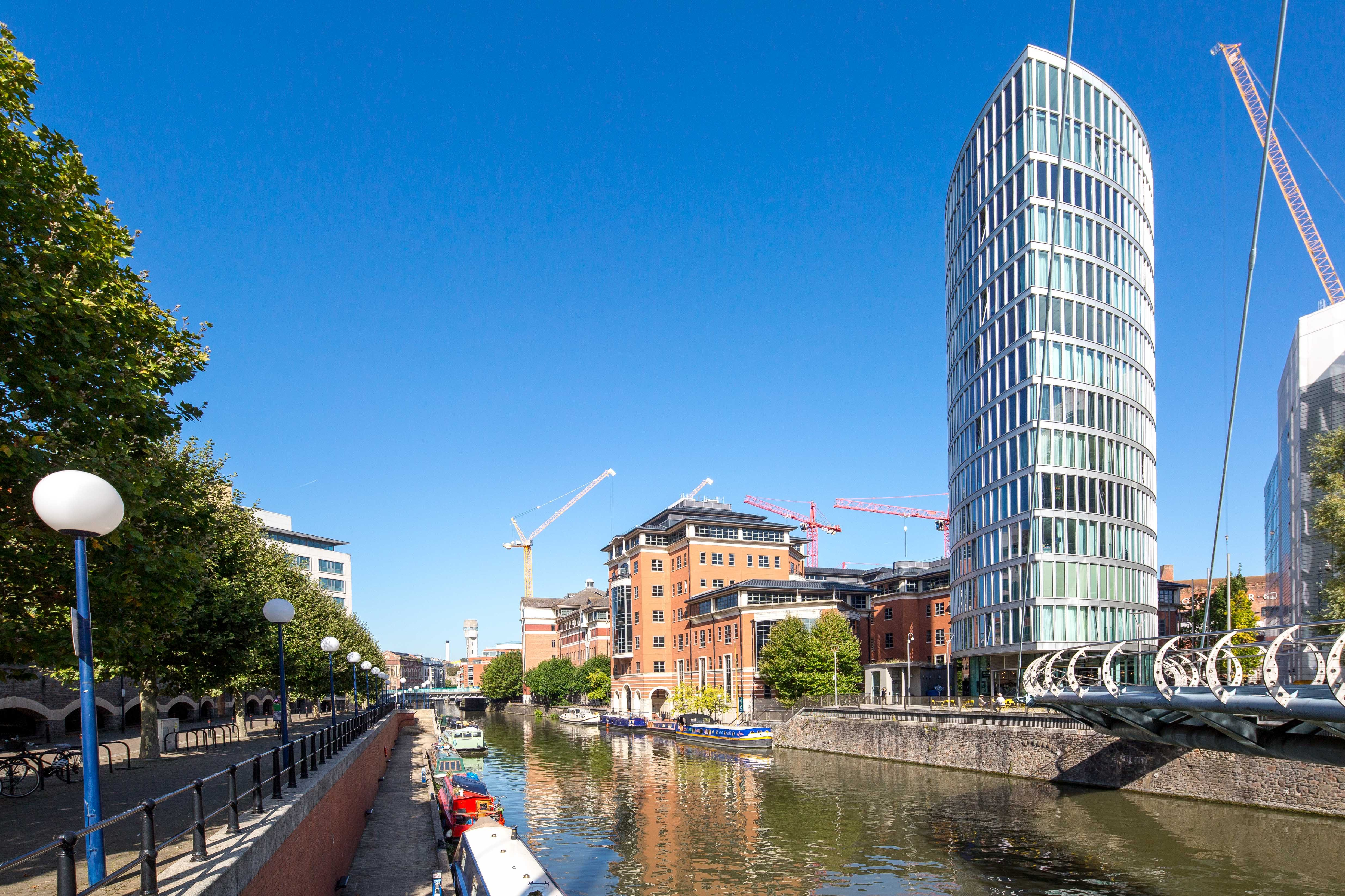 2 bed flat for sale in Glass Wharf, BS2