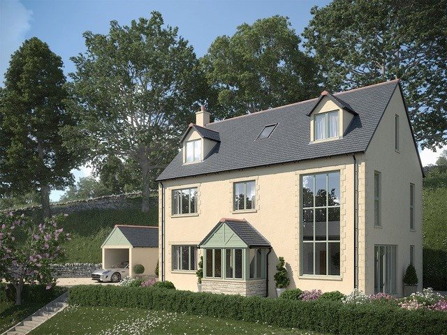 5 bed house for sale in The Banks, Eastcombe, GL6