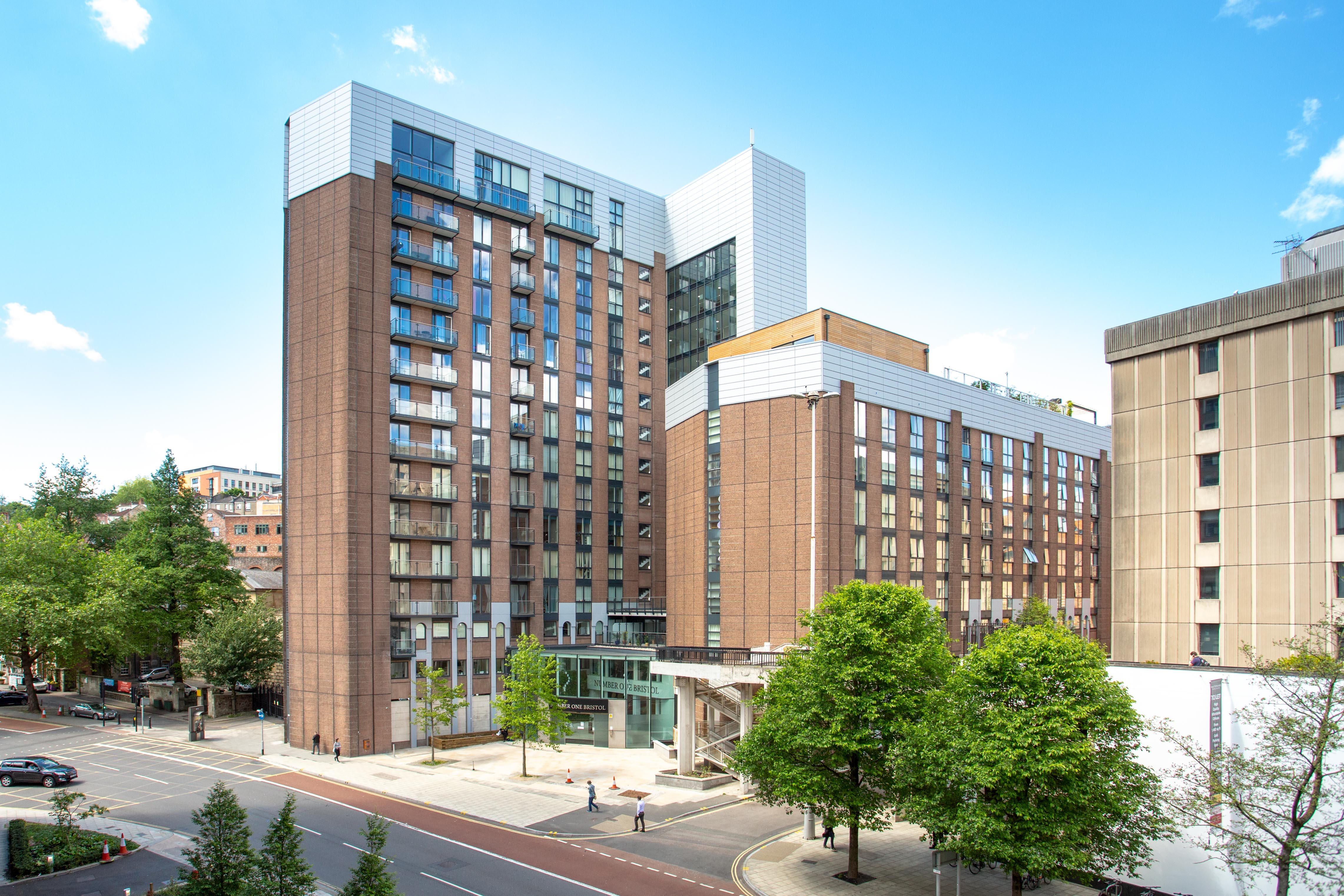 2 bed flat for sale in Number One Bristol, Lewins Mead 0