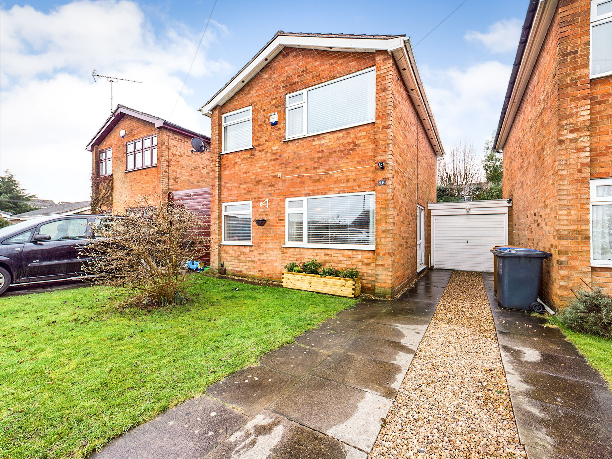3 bed detached house for sale in Azalea Close, Burbage, LE10, Hinckley  - Property Image 1