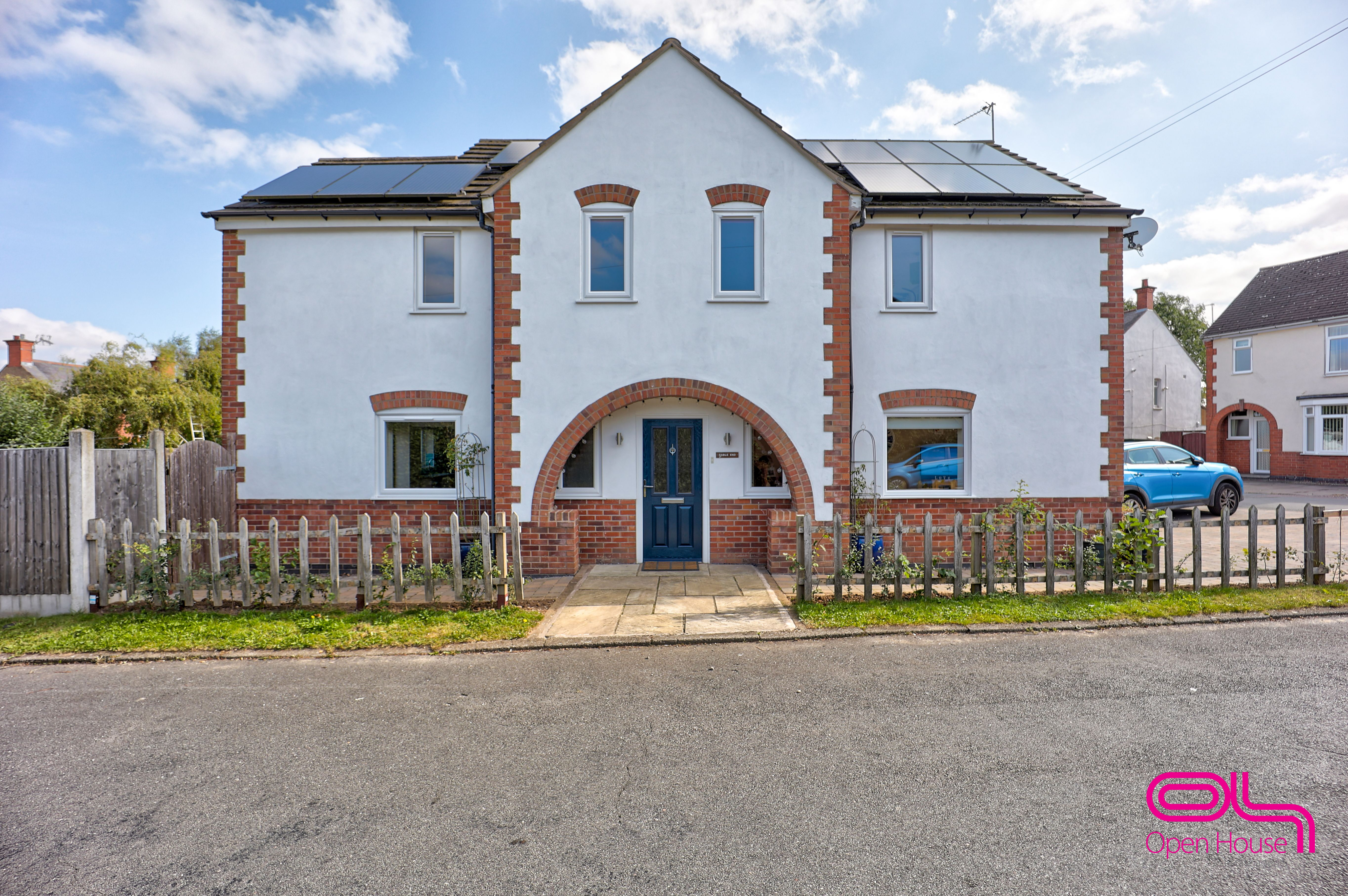 4 bed detached house for sale in Flamville Road, Burbage, LE10, Hinckley - Property Image 1