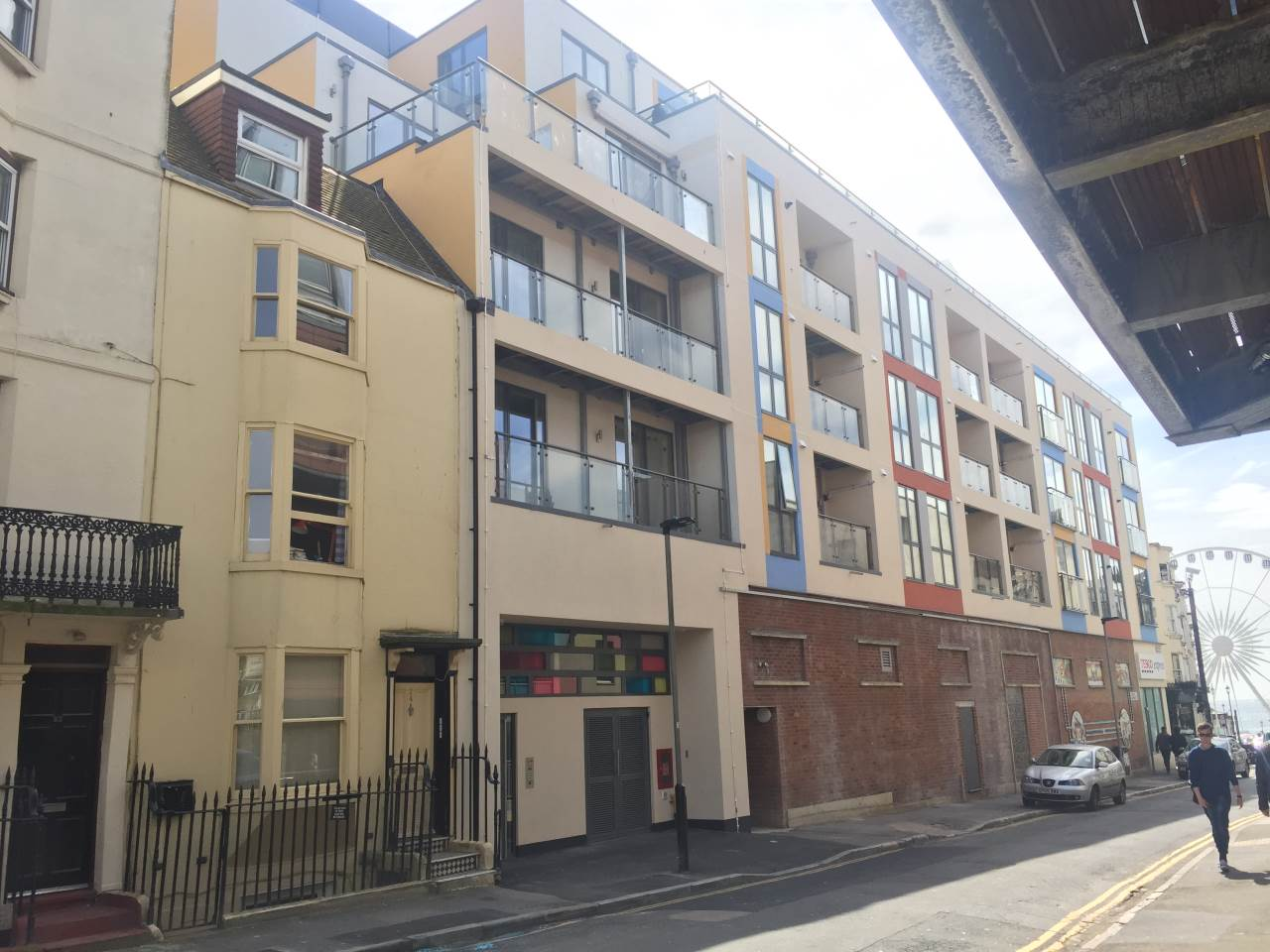 1 bed flat to rent in Dorset Gardens, Brighton 0