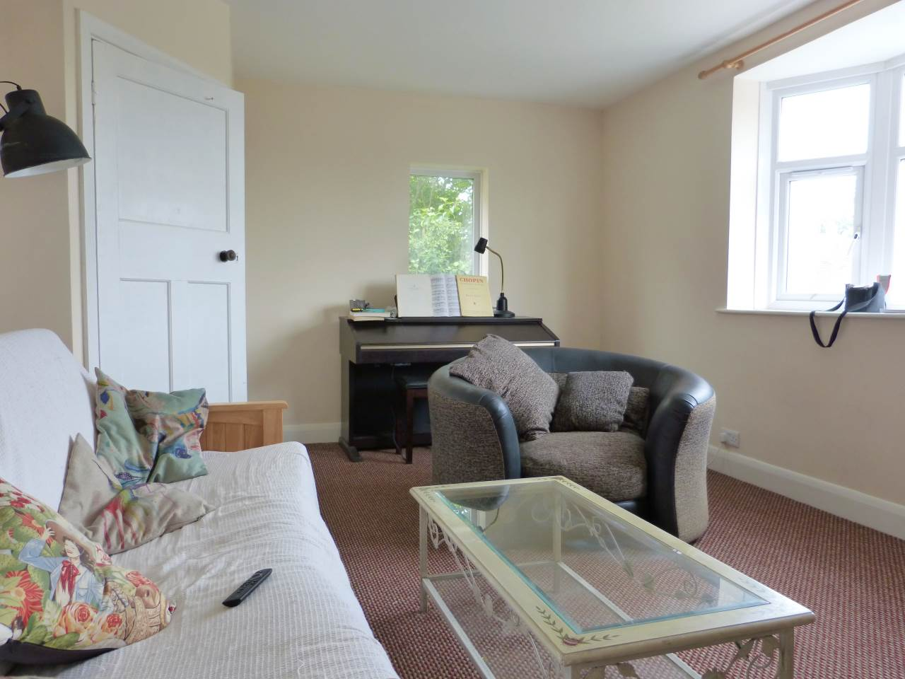 1 bed flat to rent in Mount Harry Road, Lewes, BN7