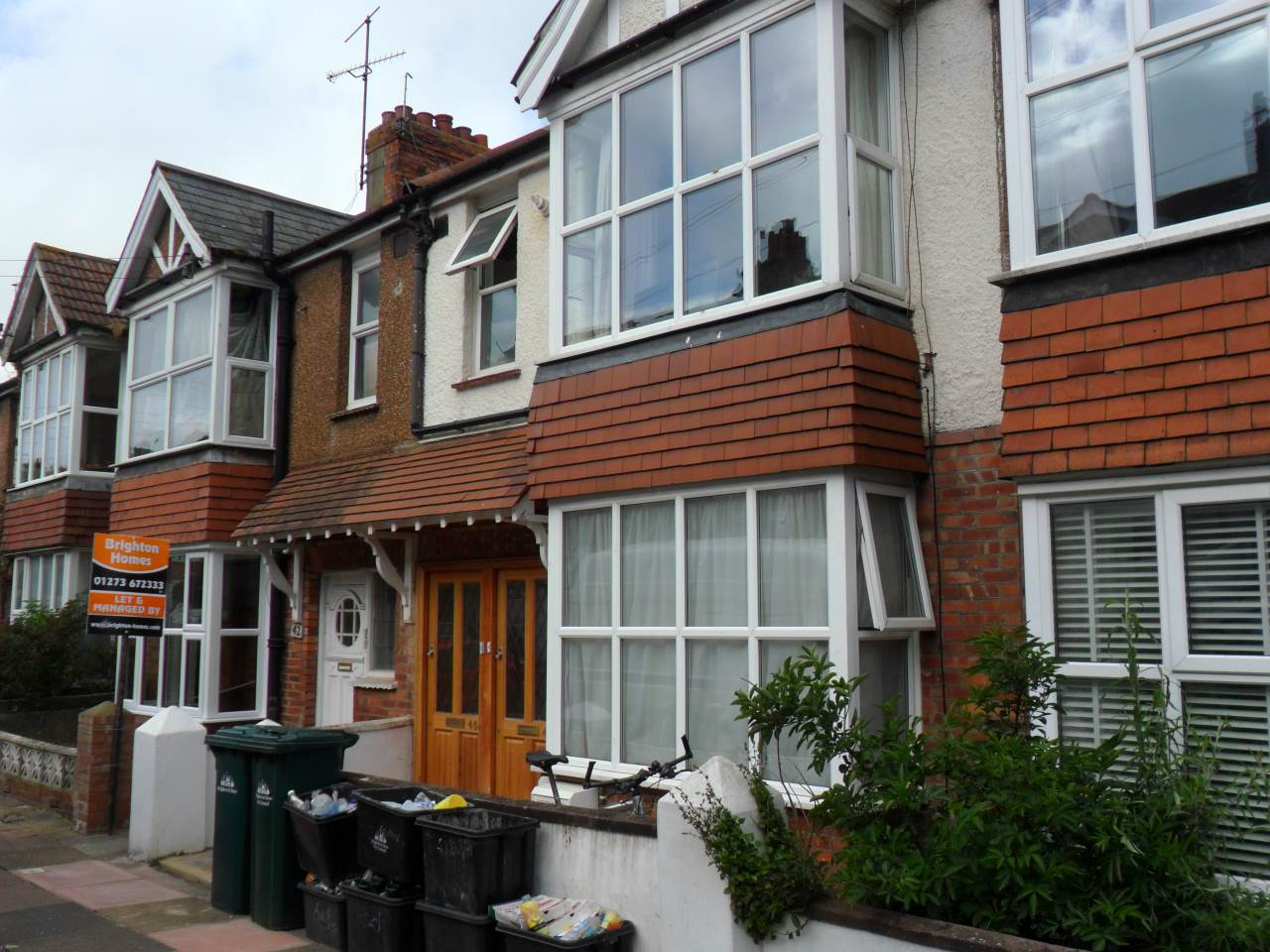 4 bed maisonette to rent in Stanmer Park Road, Brighton, BN1