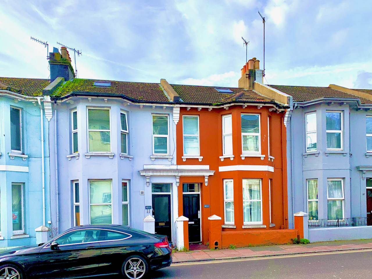 6 bed house to rent in 33 Beaconsfield Road Brighton BN1 4QH, BN1