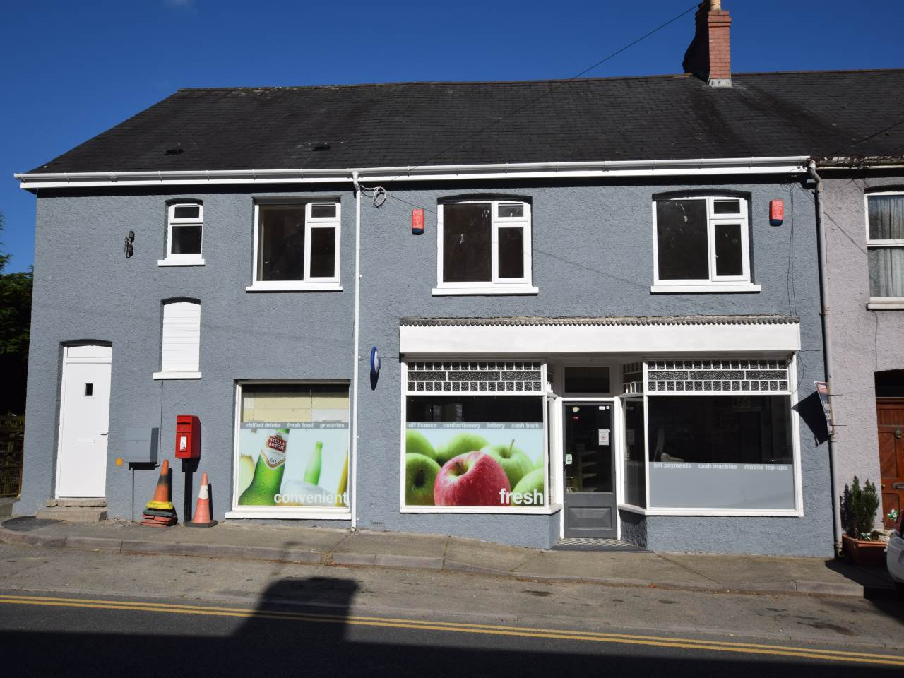 1 bed flat to rent in Central Stores Flats, Talybont - Property Image 1