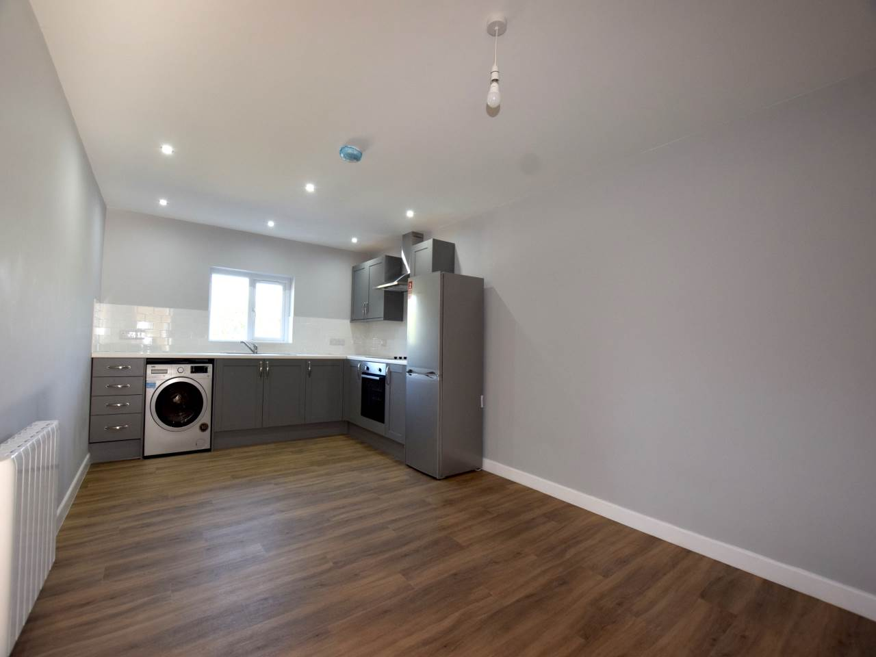 2 bed flat to rent in Central Stores Flats, Talybont 2