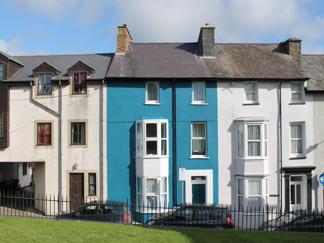6 bed house to rent in George Street, Aberystwyth - Property Image 1