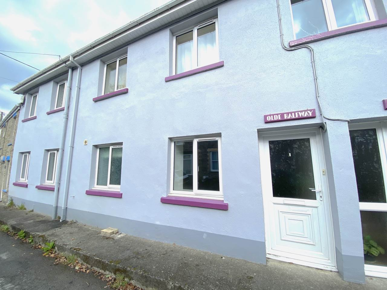 2 bed flat to rent in Halfway, Tre'r Ddol - Property Image 1