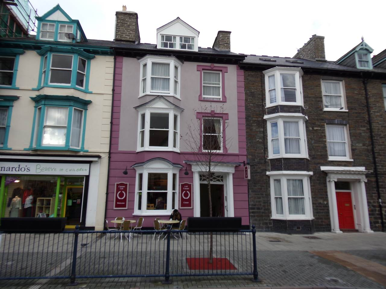 1 bed flat to rent in Aberystwyth, Ceredigion 0