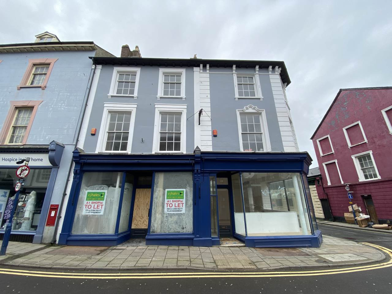 Commercial-property to rent in Ceredigion, SY23