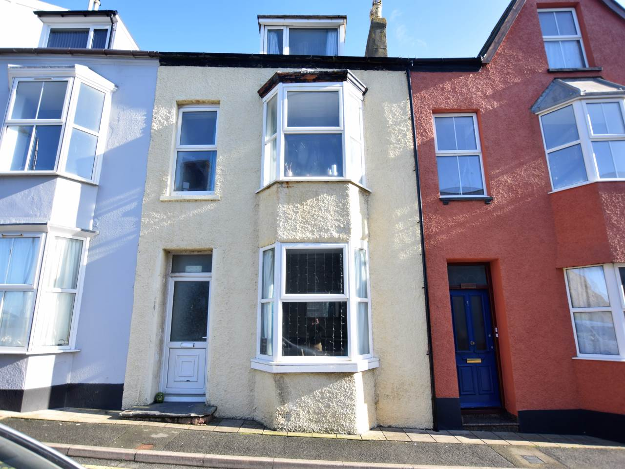 5 bed house to rent in Bryn Y Mor Terrace, Aberystwyth  - Property Image 1