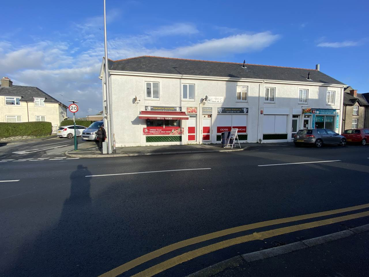 1 bed studio flat to rent in Penparcau, Aberystwyth, SY23
