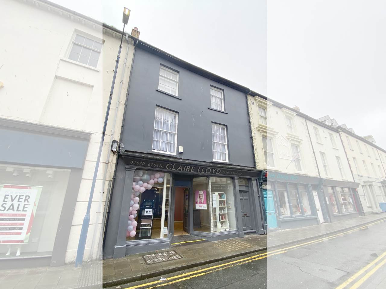 1 bed house to rent in Market Street, Aberystwyth  - Property Image 1