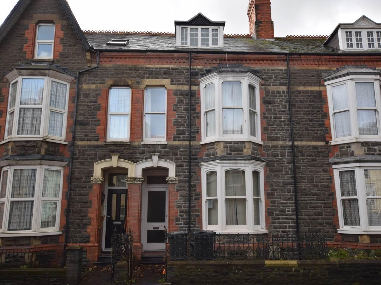 7 bed house to rent in Llanbadarn, Aberystwyth, SY23