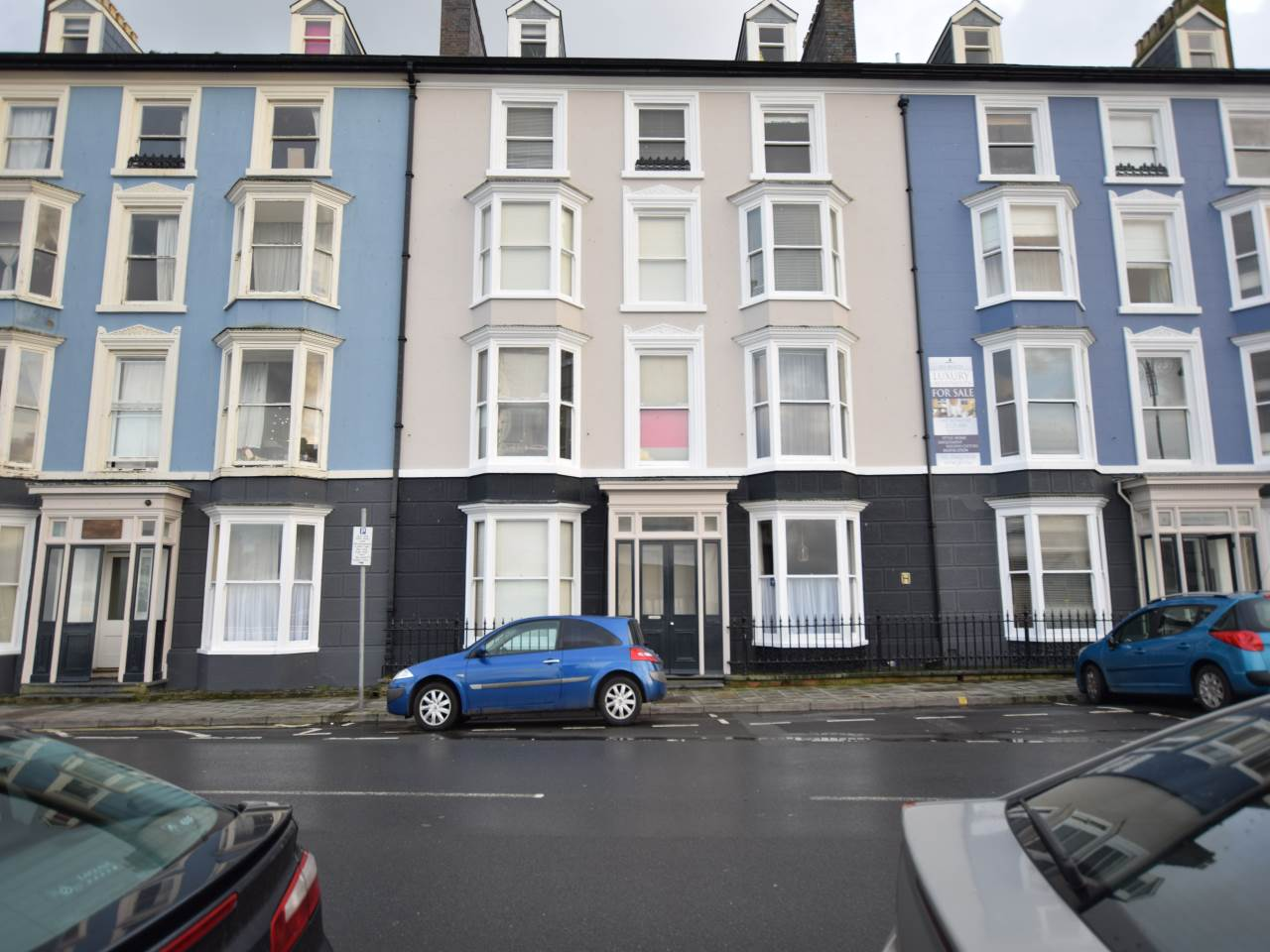 1 bed flat to rent in Ceredigion, SY23