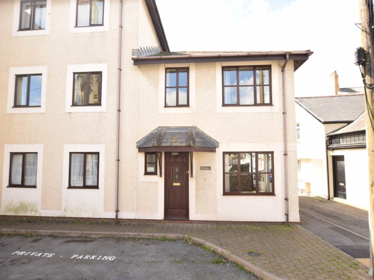 3 bed semi-detached house to rent in William Street, Aberystwyth, SY23