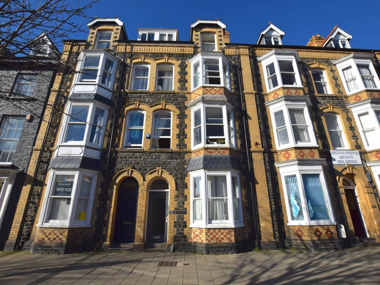 4 bed flat to rent in Aberystwyth, Ceredigion, SY23