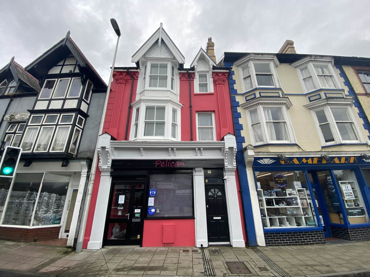 2 bed flat to rent in Northgate Street, Aberystwyth, SY23