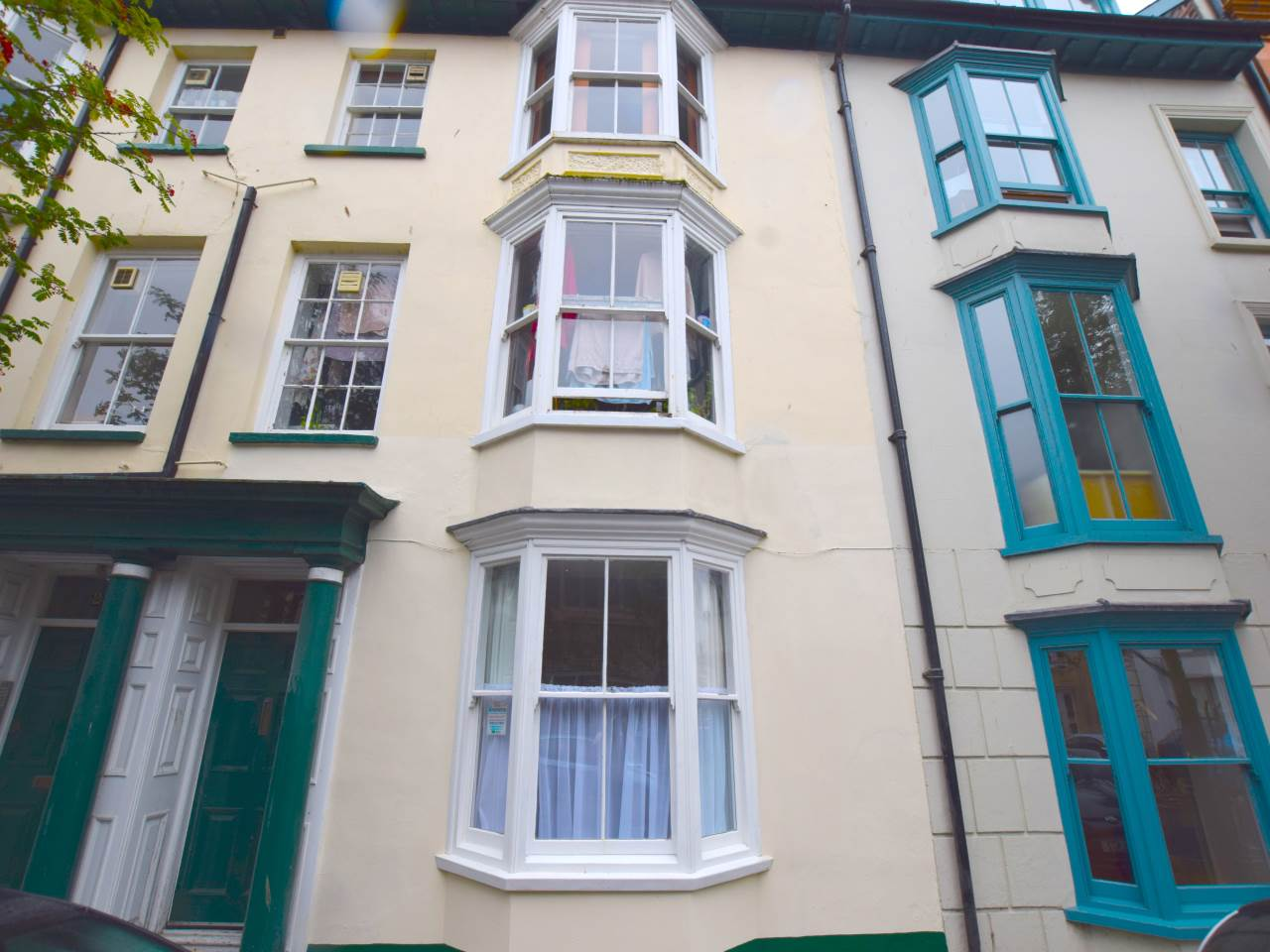 2 bed flat to rent in Aberystwyth, Ceredigion, SY23