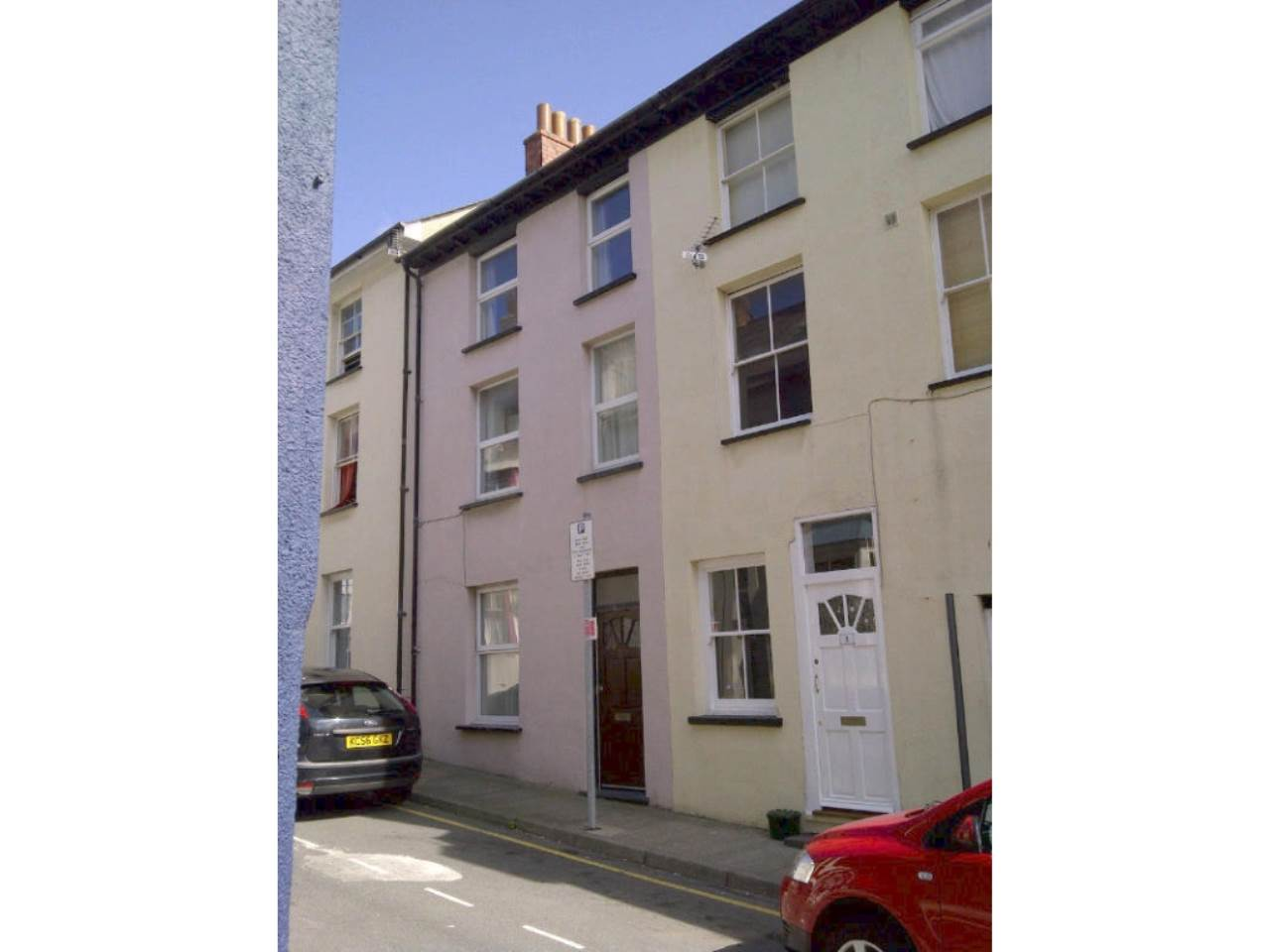 3 bed house to rent in George Street, Aberystwyth, SY23
