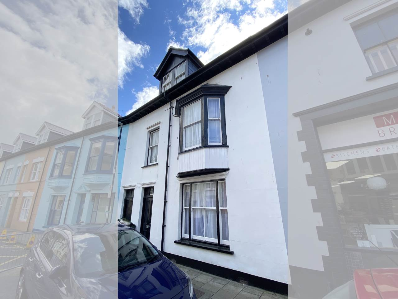 5 bed house to rent in Aberystwyth, Ceredigion 0