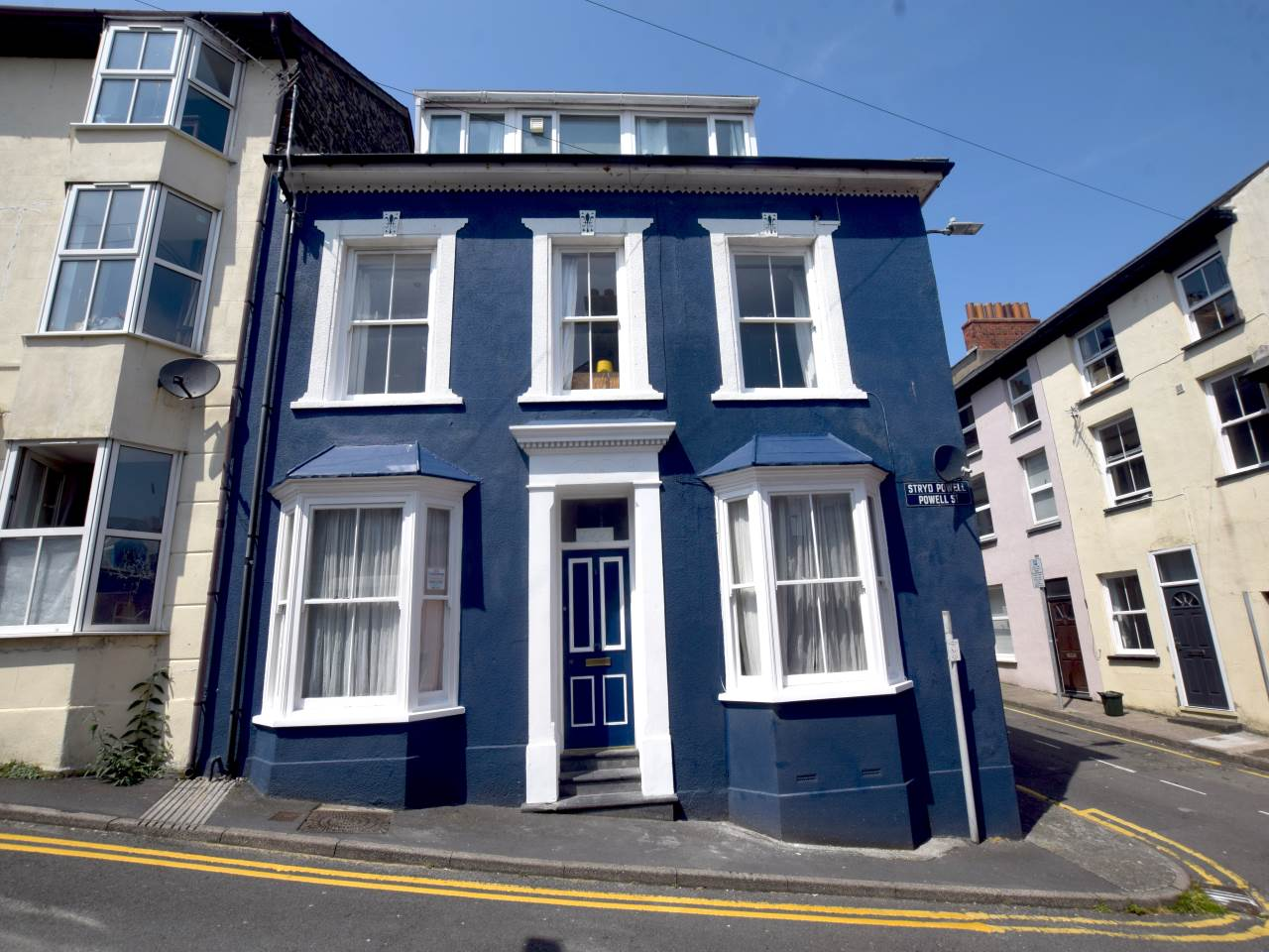 4 bed house to rent in Powell Street, Aberystwyth, SY23