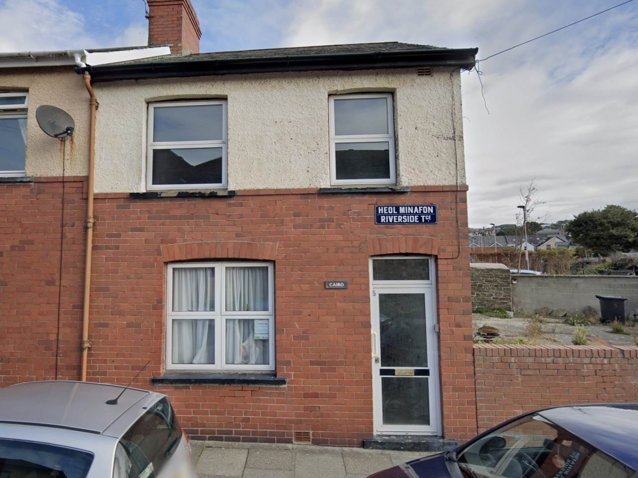4 bed house to rent in Riverside Terrace, Aberystwyth, SY23