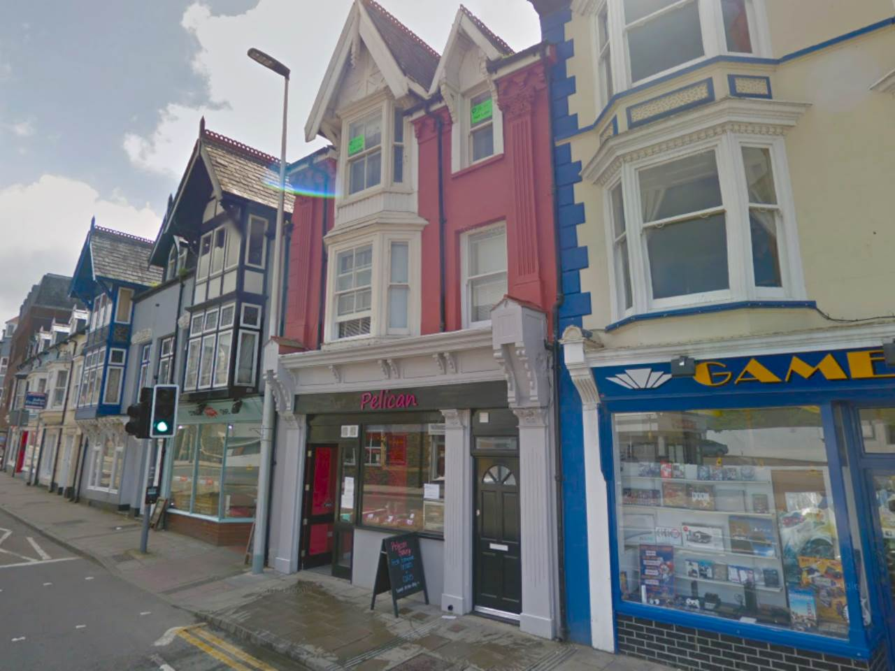 1 bed flat to rent in Aberystwyth, Ceredigion, SY23