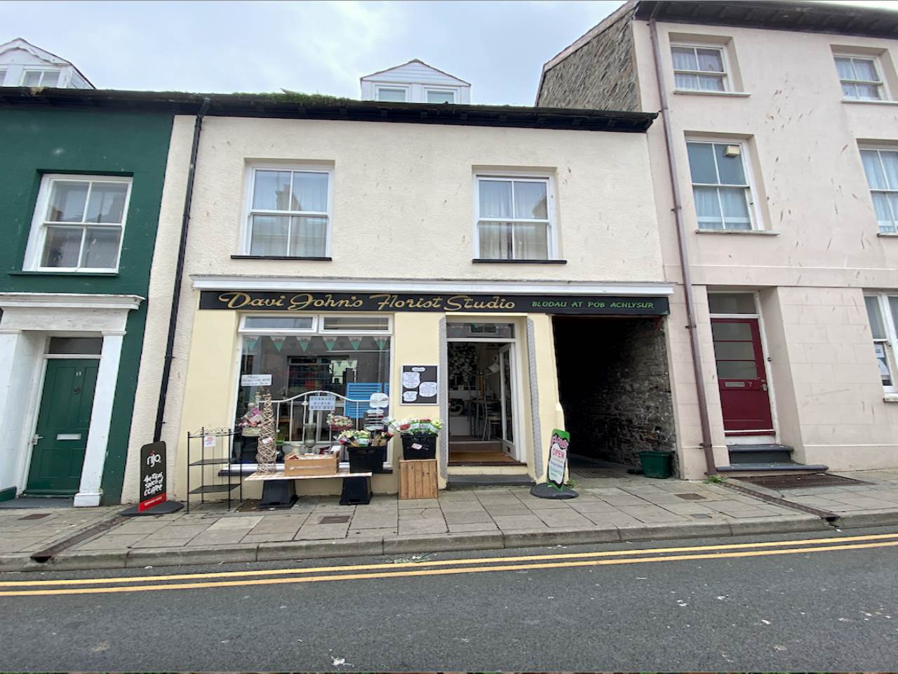 Commercial property to rent in Aberystwyth, Ceredigion, SY23