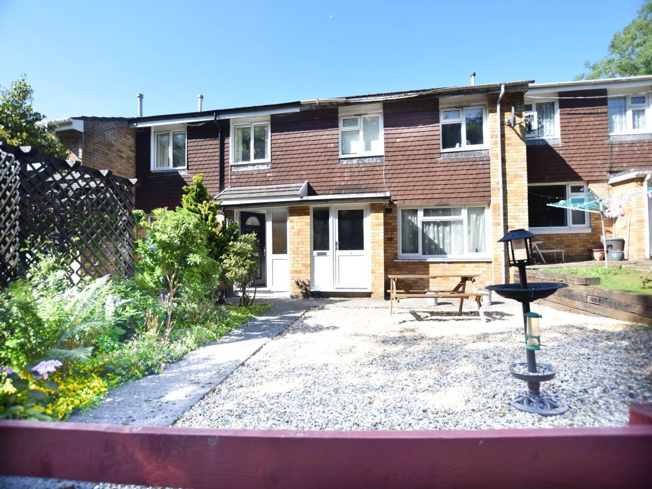 3 bed house for sale in Penparcau, SY23