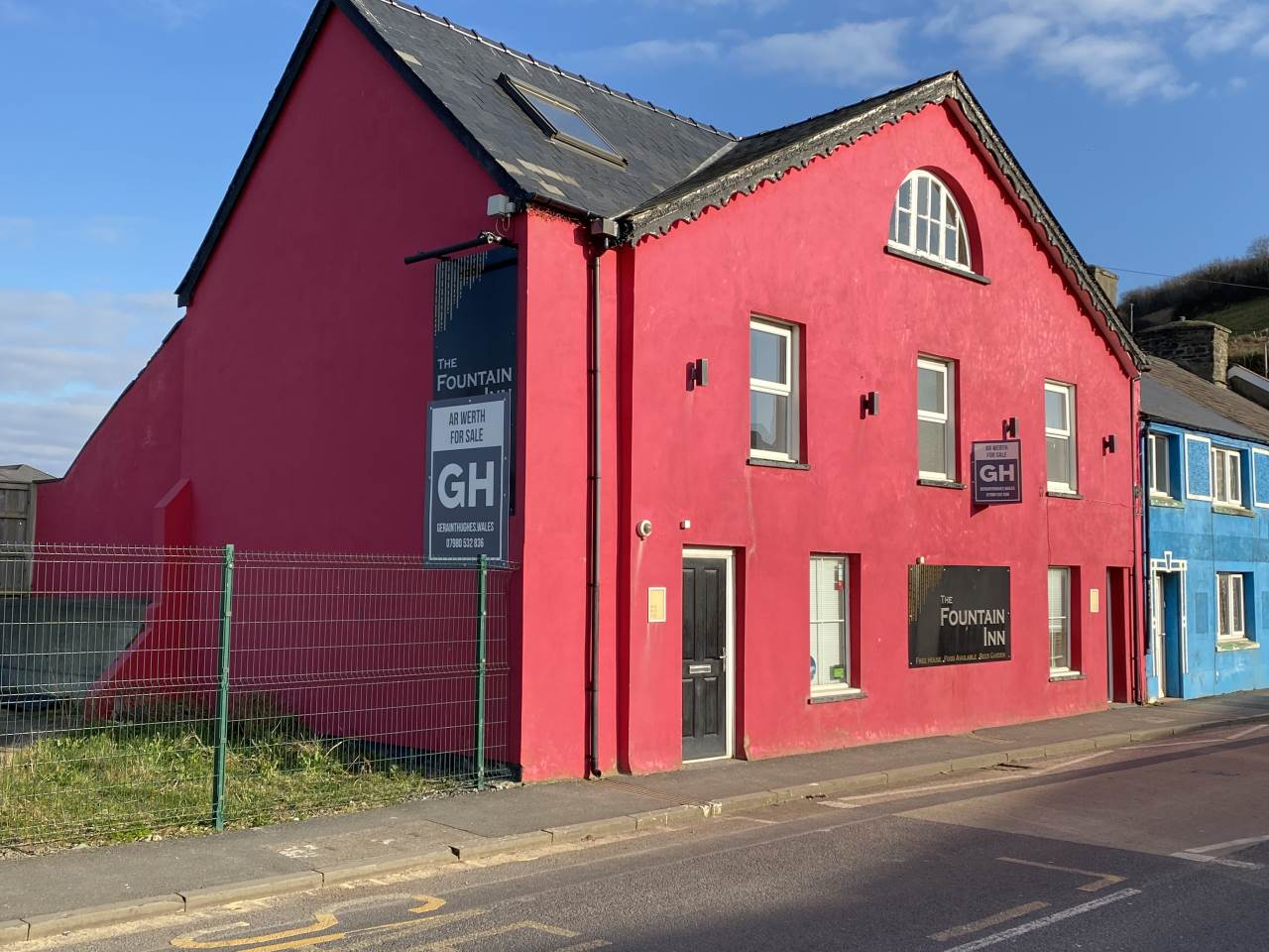 Commercial property for sale in Trefechan, Aberystwyth, SY23