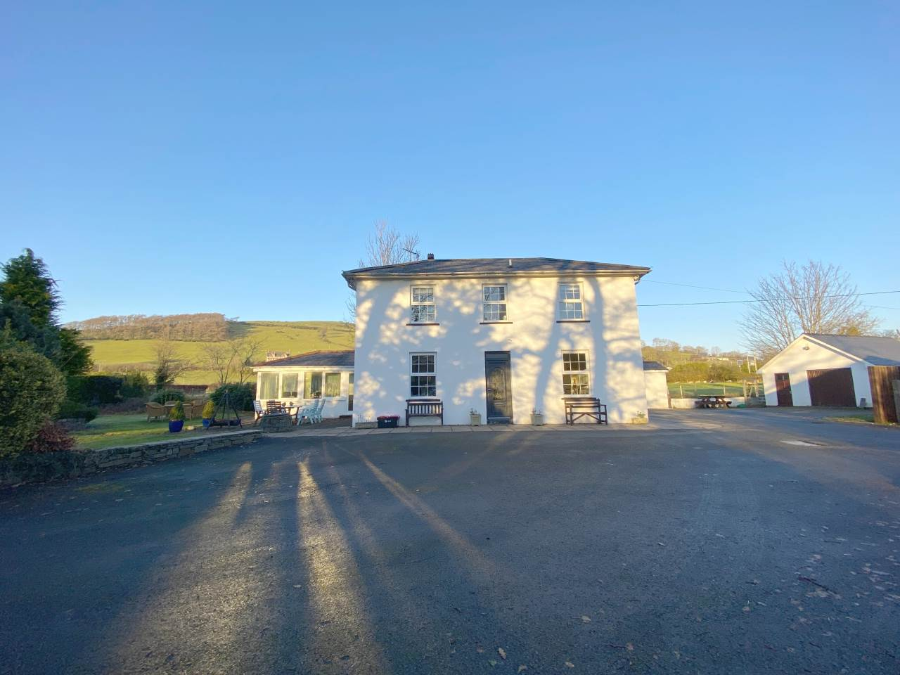 4 bed house for sale in Capel Bangor, Aberystwyth, SY23