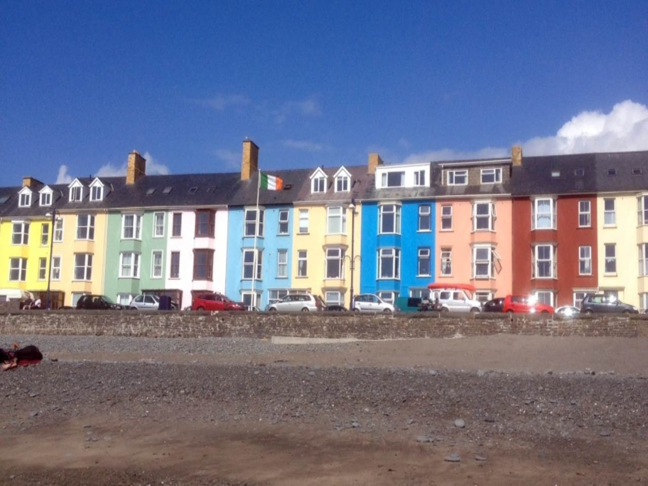 1 bed flat for sale in 13 South Marine Terrace , Aberystwyth, SY23