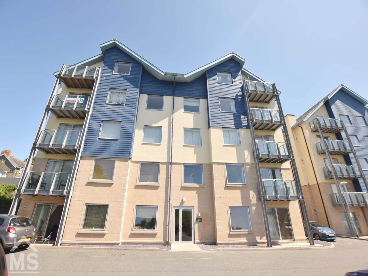 3 bed penthouse for sale in Parc Y Bryn, Aberystwyth  - Property Image 1