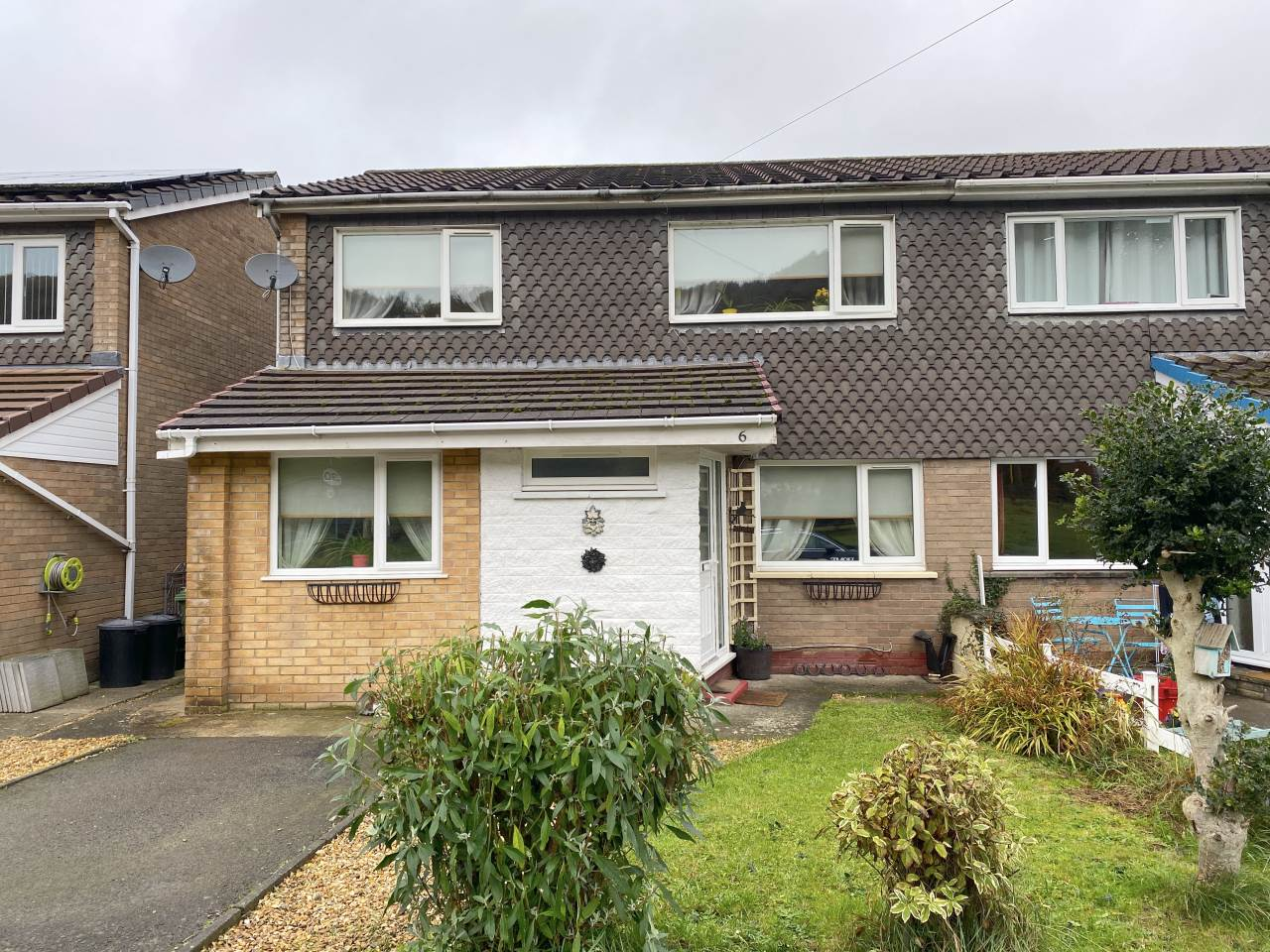 3 bed semi-detached house for sale in Cwm Aur, Llanilar - Property Image 1