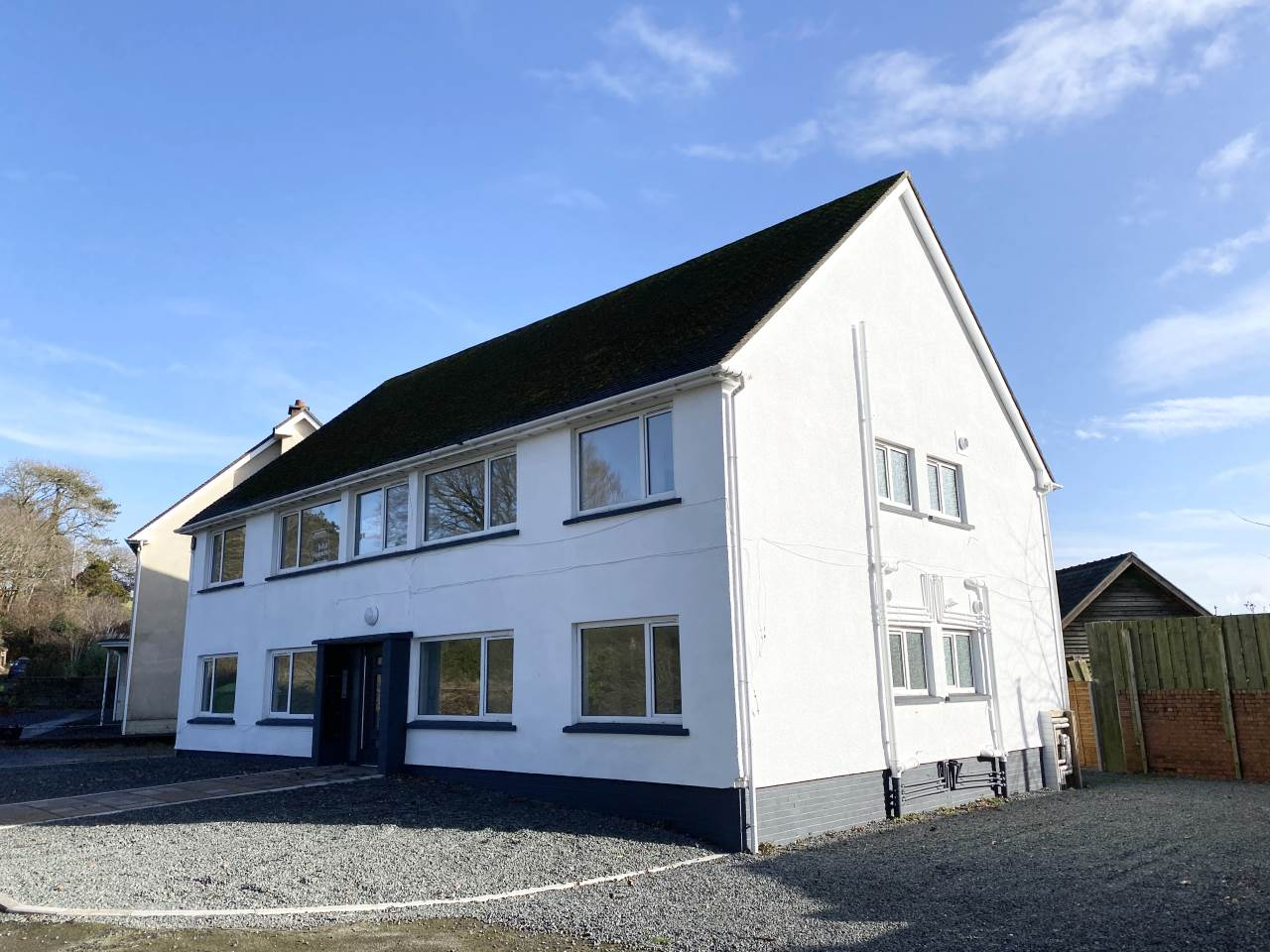 1 bed flat for sale in 2 Lon Hendre, Waunfawr - Property Image 1