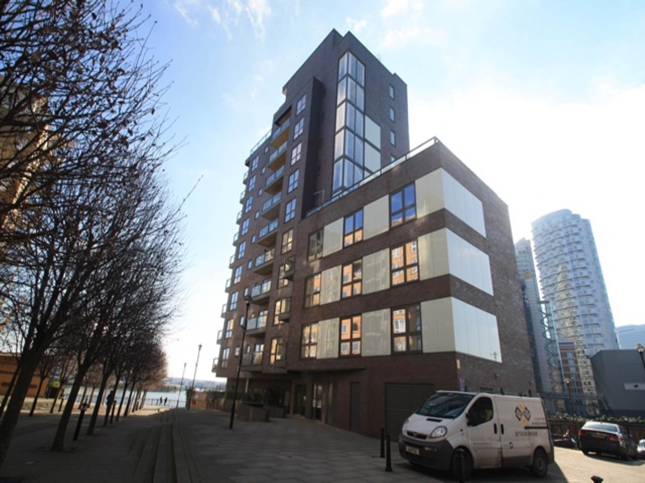 1 bed flat to rent in Longitude House, Prime Meridian Walk, E14