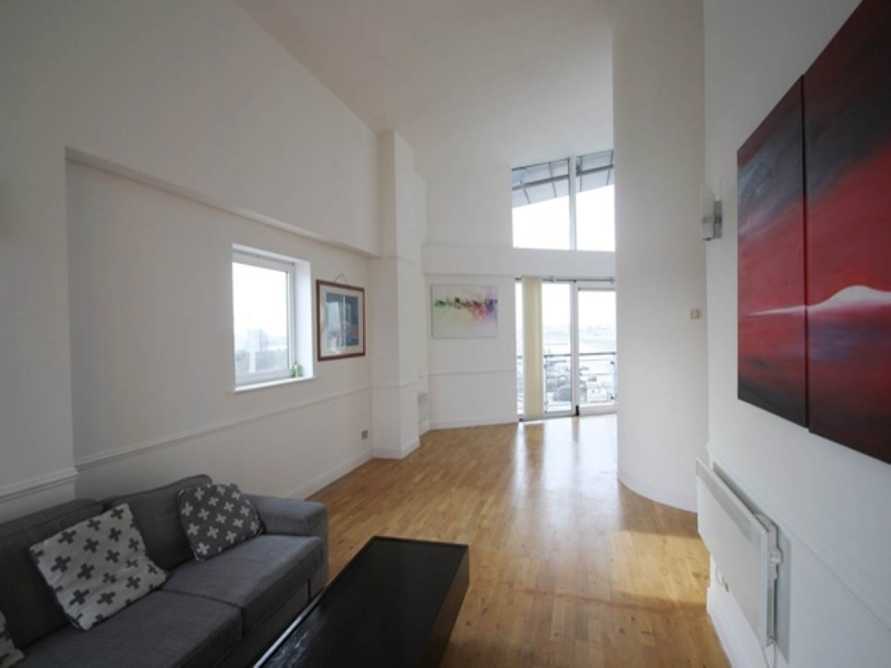 2 bed penthouse to rent in Royal Docks  - Property Image 1